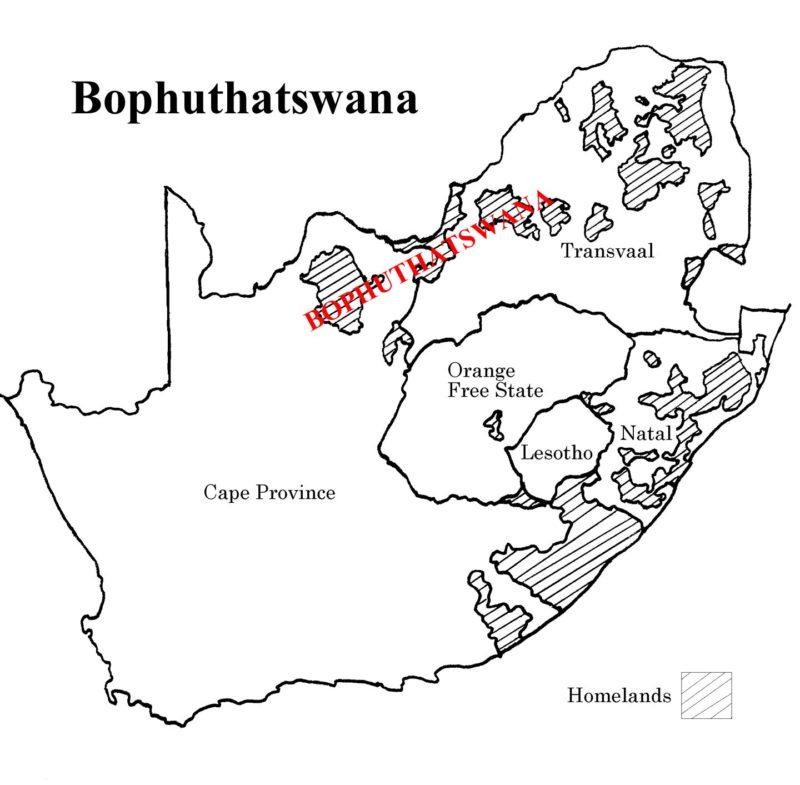 Bophuthataswana