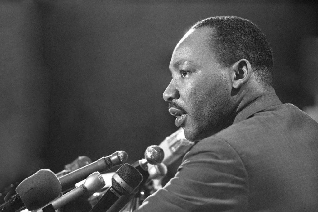 martin luther king short biography