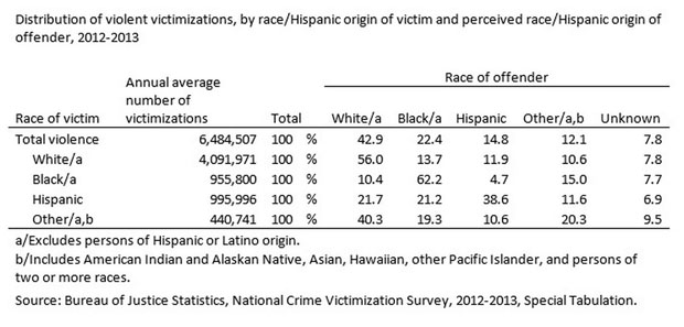 new doj statistics on race and violent crime american renaissance. Black Bedroom Furniture Sets. Home Design Ideas