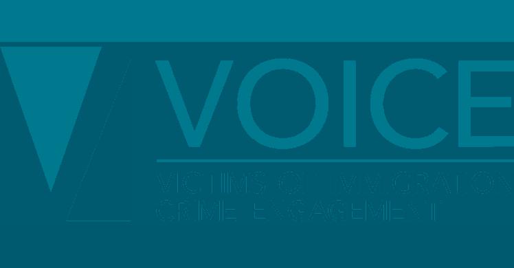 VOICE Victims of Immigration Crime Engagement