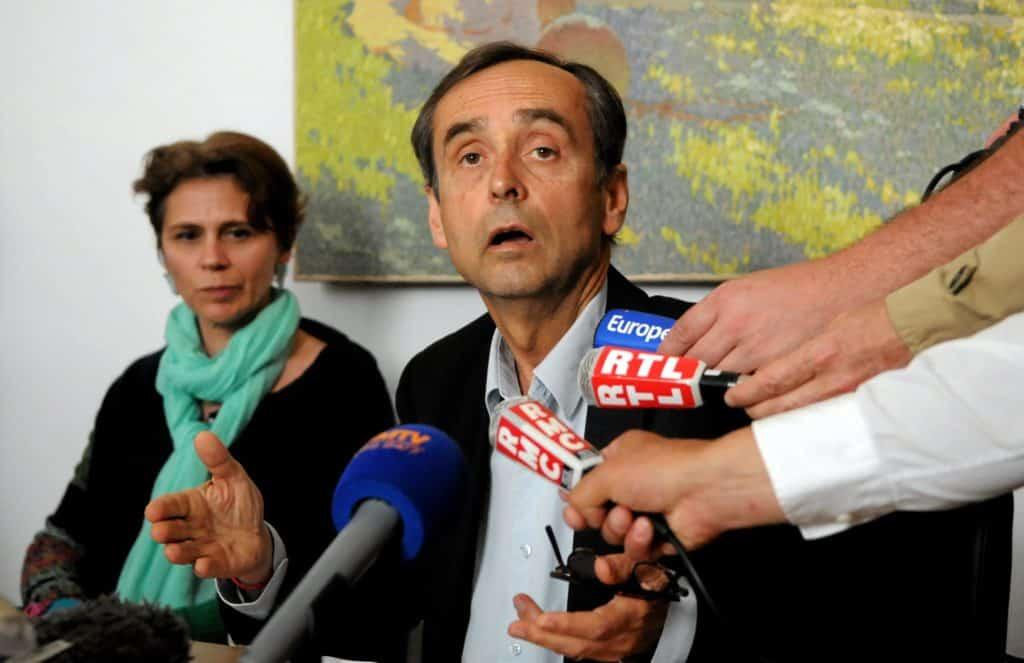 French Mayor Robert Ménard