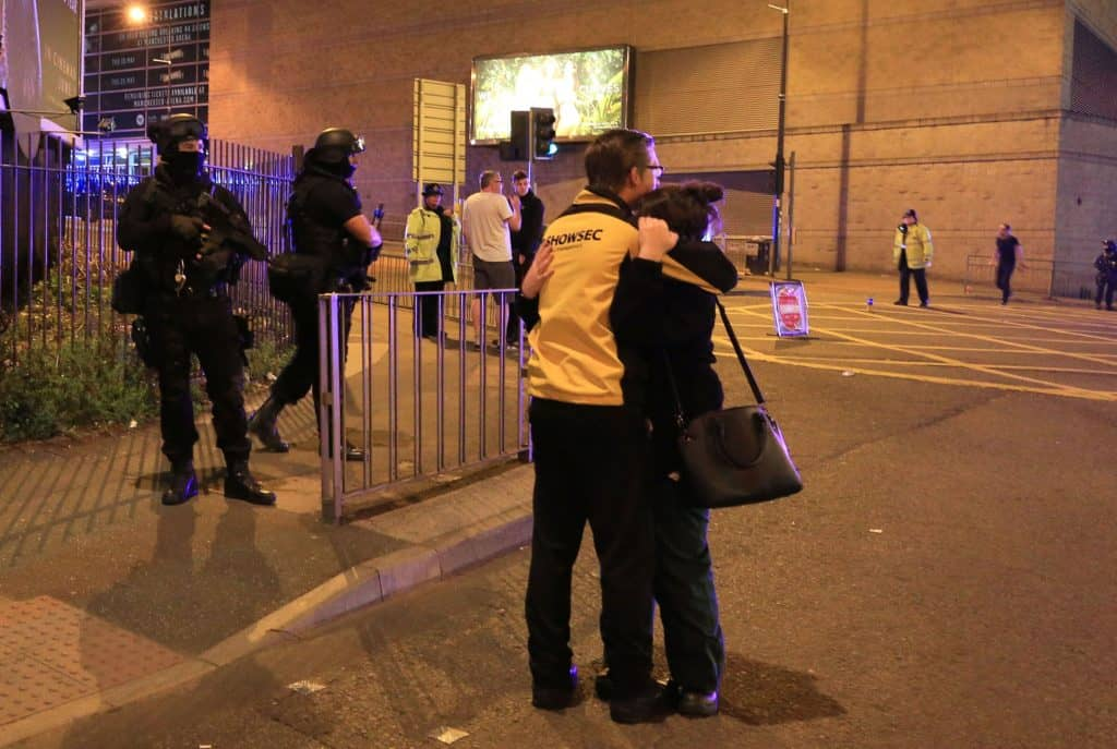 Multiple Fatalities After Explosion At Manchester Arena