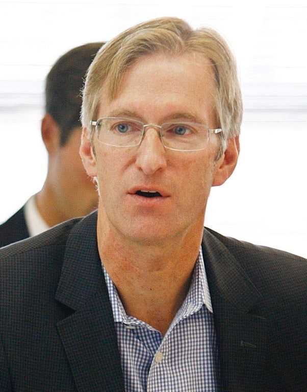 Ted Wheeler Portland Mayor