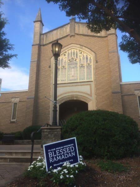 Ramadan Church in Atlanta
