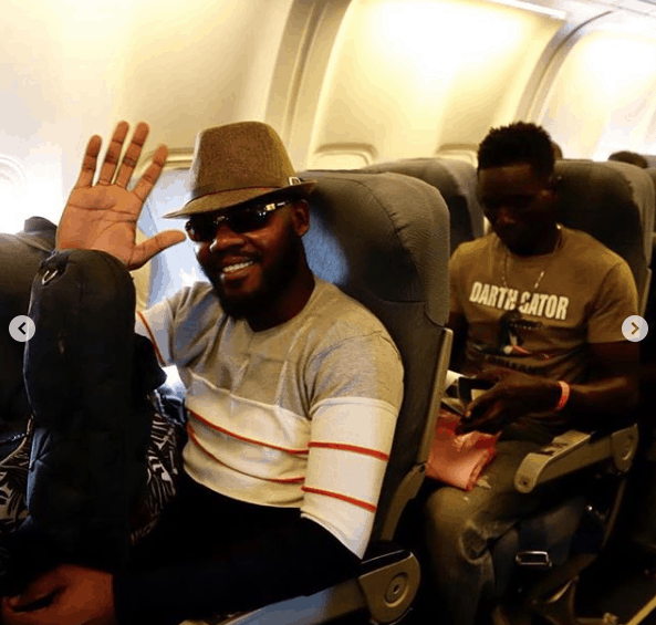 Haitians Say Goodbye to Chile