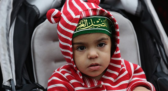 Welcome, Baby Mohammed - American Renaissance