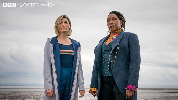 Twitter / Doctor Who Official