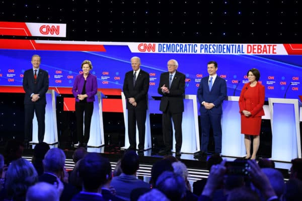 Democrat Presidential Debate