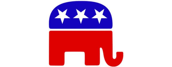 GOP Republican Elephant