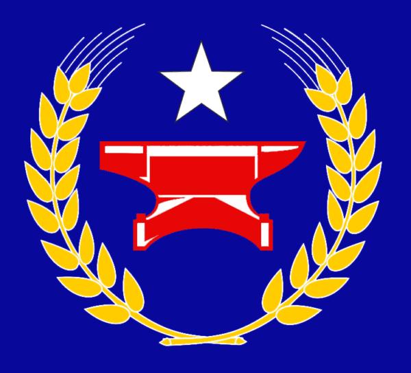Partido Agrario Laborista flag