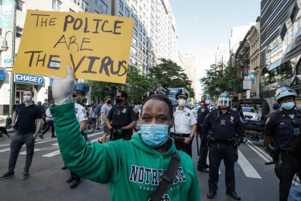 The Police are the Virus