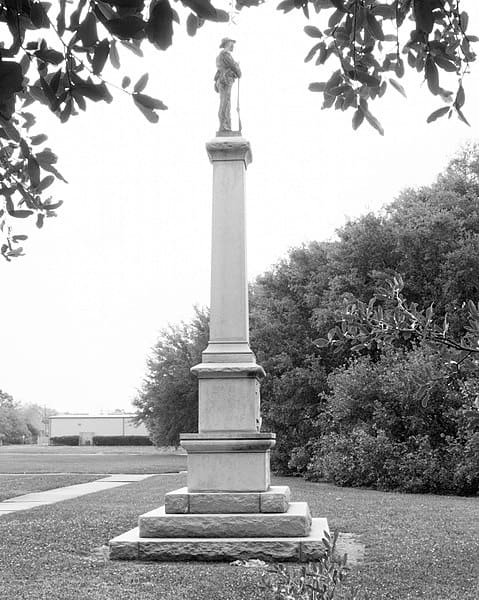 "Monument to ""Our Confederate Soldiers"""
