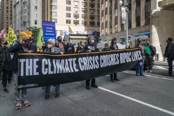 The Climate Crisis Crushes BIPOC Lives