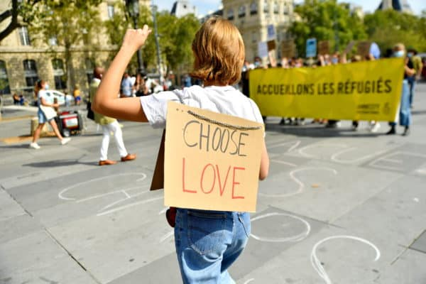 Choose Love in Paris