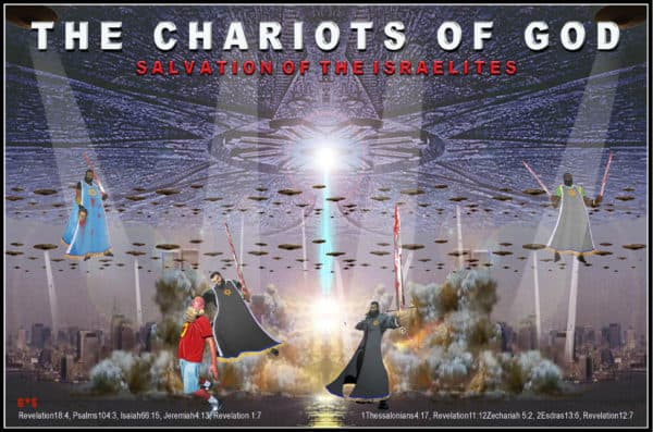 The Chariots of God Salvation of the Israelites