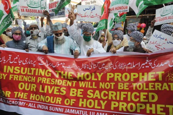 Our Lives Be Sacrificed For the Honour of Holy Prophet