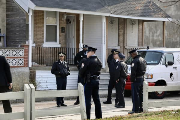 multiple homicide in Philly
