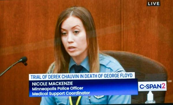 Nicole MacKenzie Witness